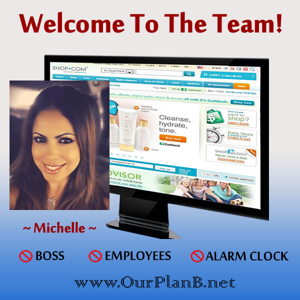 Welcome-Michelle