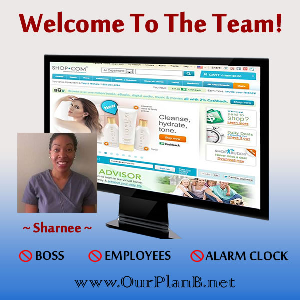 Welcome-Sharnee